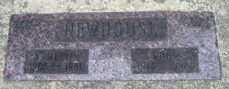 NEWHOUSE, RUBY - Winneshiek County, Iowa | RUBY NEWHOUSE