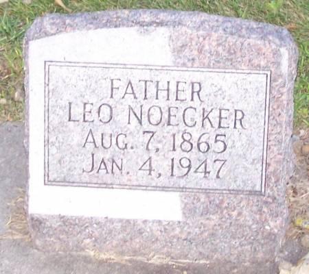 NOECKER, LEO - Winneshiek County, Iowa | LEO NOECKER