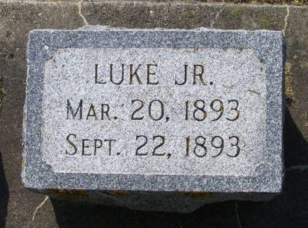O'BRIEN, LUKE JR. - Winneshiek County, Iowa | LUKE JR. O'BRIEN