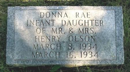 OLSON, DONNA RAE - Winneshiek County, Iowa | DONNA RAE OLSON