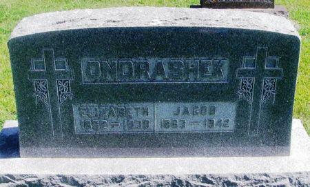 ONDRASHEK, ELIZABETH - Winneshiek County, Iowa | ELIZABETH ONDRASHEK