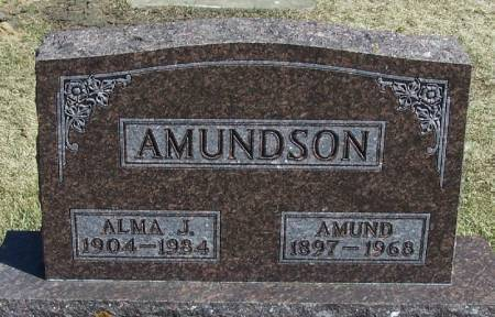 AMUNDSON, AMUND - Winneshiek County, Iowa | AMUND AMUNDSON
