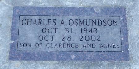 OSMUNDSON, CHARLES A - Winneshiek County, Iowa | CHARLES A OSMUNDSON