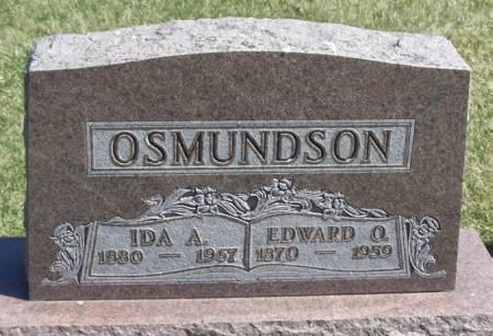 OSMUNDSON, EDWARD O - Winneshiek County, Iowa | EDWARD O OSMUNDSON