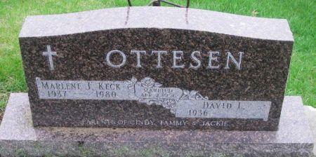 OTTESEN, MARLENE J. - Winneshiek County, Iowa | MARLENE J. OTTESEN