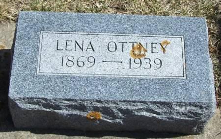 OTTNEY, LENA - Winneshiek County, Iowa | LENA OTTNEY