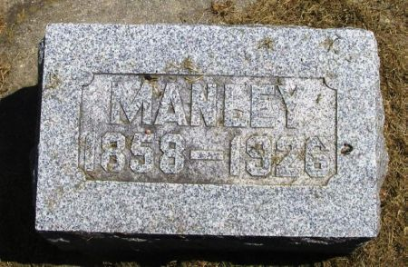 OUSLEY, MANLEY - Winneshiek County, Iowa | MANLEY OUSLEY