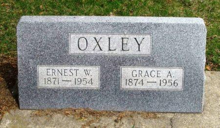OXLEY, ERNEST W. - Winneshiek County, Iowa | ERNEST W. OXLEY