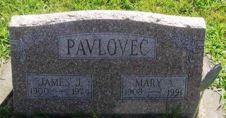 PAVLOVEC, JAMES J. - Winneshiek County, Iowa | JAMES J. PAVLOVEC