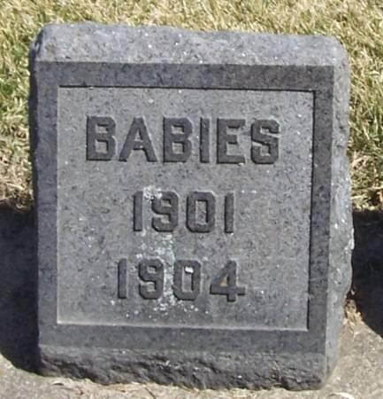 PETERSON, BABY2 - Winneshiek County, Iowa | BABY2 PETERSON