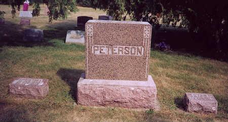 PETERSON, FAMILY PLOT - Winneshiek County, Iowa | FAMILY PLOT PETERSON