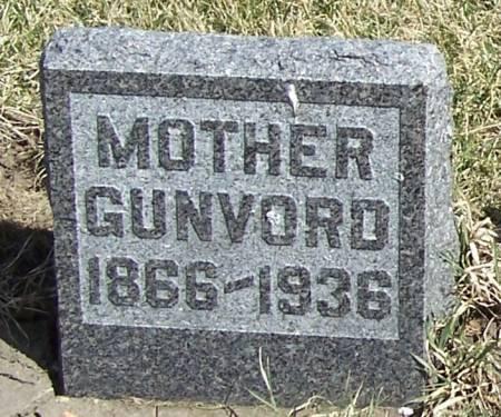 PETERSON, GUNVORD - Winneshiek County, Iowa | GUNVORD PETERSON