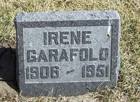 PETERSON GARAFOLO, IRENE K - Winneshiek County, Iowa | IRENE K PETERSON GARAFOLO
