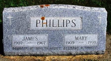 PHILLIPS, JAMES - Winneshiek County, Iowa | JAMES PHILLIPS