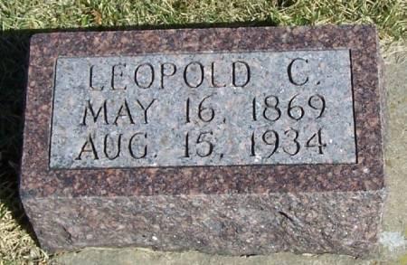POSHUSTA, LEOPOLD C - Winneshiek County, Iowa | LEOPOLD C POSHUSTA