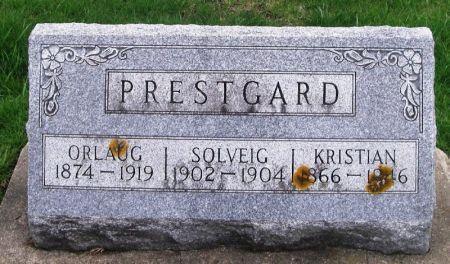 PRESTGARD, KRISTIAN - Winneshiek County, Iowa | KRISTIAN PRESTGARD