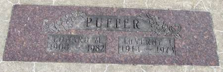 PUFFER, LUVERNE - Winneshiek County, Iowa | LUVERNE PUFFER
