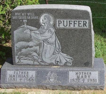 PUFFER, MARY - Winneshiek County, Iowa | MARY PUFFER