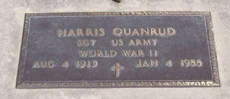 QUANRUD, HARRIS - Winneshiek County, Iowa | HARRIS QUANRUD