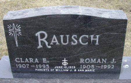 RAUSCH, ROMAN J. - Winneshiek County, Iowa   ROMAN J. RAUSCH