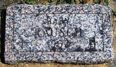 RAUSCH, JEFFERY P. - Winneshiek County, Iowa   JEFFERY P. RAUSCH