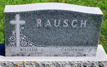 RAUSCH, CATHERINE - Winneshiek County, Iowa | CATHERINE RAUSCH