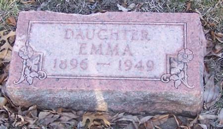 REINHART, EMMA - Winneshiek County, Iowa   EMMA REINHART