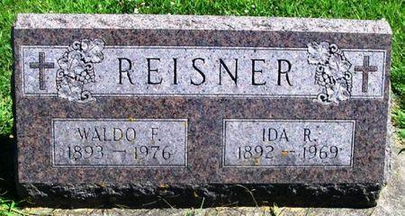 REISNER, WALDO F. - Winneshiek County, Iowa   WALDO F. REISNER