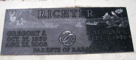 RICHTER, GREGORY S. - Winneshiek County, Iowa | GREGORY S. RICHTER