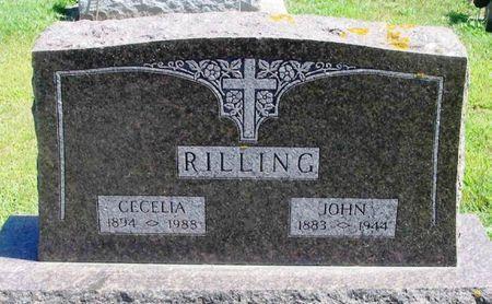 RILLING, JOHN - Winneshiek County, Iowa | JOHN RILLING