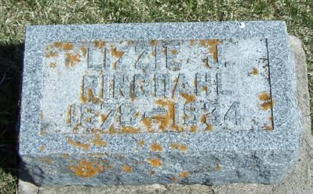 RINGDAHL, LIZZIE J - Winneshiek County, Iowa | LIZZIE J RINGDAHL