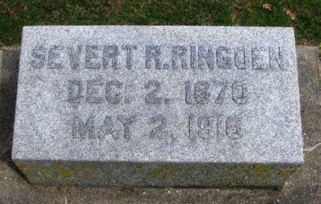RINGOEN, SEVERT R. - Winneshiek County, Iowa   SEVERT R. RINGOEN