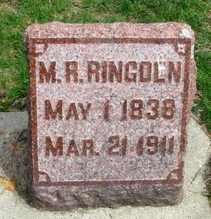 RINGOEN, M. R. - Winneshiek County, Iowa | M. R. RINGOEN