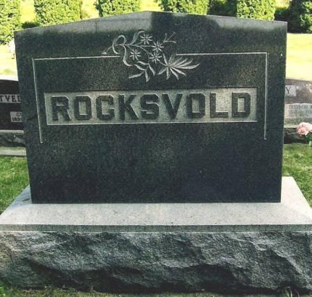 ROCKSVOLD, LARGE STONE - Winneshiek County, Iowa | LARGE STONE ROCKSVOLD