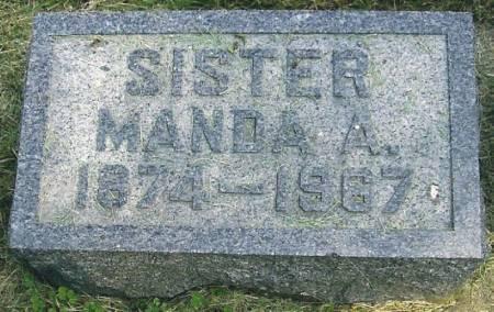 ROCKSVOLD, MANDA A. - Winneshiek County, Iowa | MANDA A. ROCKSVOLD