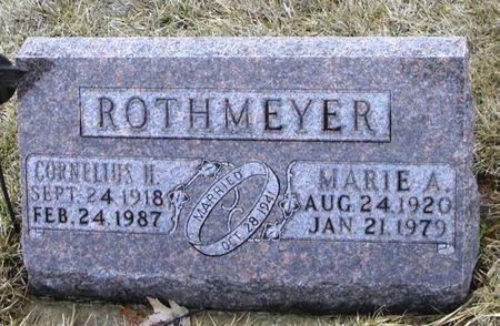 ROTHMEYER, CORNELIUS H. - Winneshiek County, Iowa | CORNELIUS H. ROTHMEYER