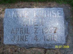 RUEN, ANNIE LOUISE - Winneshiek County, Iowa | ANNIE LOUISE RUEN