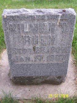 RUEN, HILMEN T - Winneshiek County, Iowa   HILMEN T RUEN