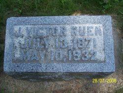 RUEN, J VICTOR - Winneshiek County, Iowa   J VICTOR RUEN