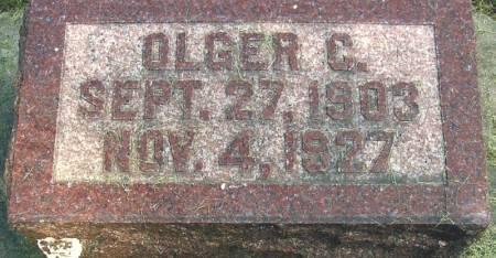 RUEN, OLGER C. - Winneshiek County, Iowa | OLGER C. RUEN