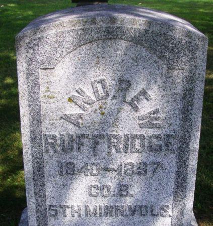 RUFFRIDGE, ANDREW - Winneshiek County, Iowa | ANDREW RUFFRIDGE