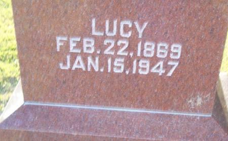 SCHAUB, LUCY - Winneshiek County, Iowa   LUCY SCHAUB