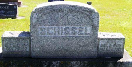 SCHISSEL, JOHN - Winneshiek County, Iowa | JOHN SCHISSEL