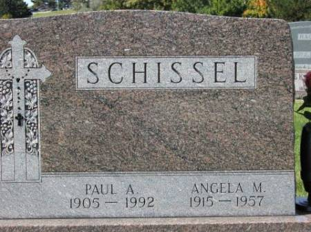 SCHISSEL, ANGELA M. - Winneshiek County, Iowa | ANGELA M. SCHISSEL