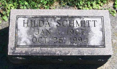 SCHMITT, HILDA - Winneshiek County, Iowa | HILDA SCHMITT