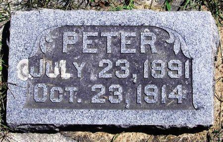 SCHMITT, PETER - Winneshiek County, Iowa | PETER SCHMITT