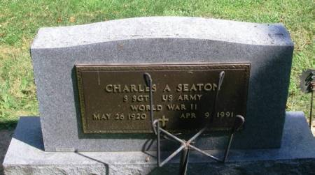SEATON, CHARLES A. - Winneshiek County, Iowa | CHARLES A. SEATON