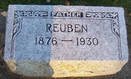 SEEGMILLER, REUBEN - Winneshiek County, Iowa | REUBEN SEEGMILLER