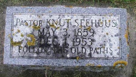 SEEHUUS, KNUT PASTOR - Winneshiek County, Iowa | KNUT PASTOR SEEHUUS