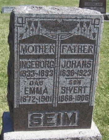 SEIM, EMMA - Winneshiek County, Iowa | EMMA SEIM